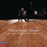 Nelson Freire – Chopin: Piano Sonata No.2 etc