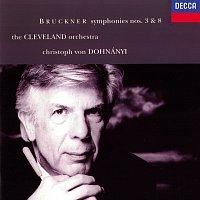 Christoph von Dohnányi, The Cleveland Orchestra – Bruckner: Symphonies Nos. 3 & 8