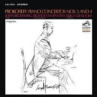 John Browning, Erich Leinsdorf, Sergei Prokofiev, Boston Symphony Orchestra – Prokofiev: Piano Concerto No. 3 in C Major, Op.26 & Piano Concerto No. 4 in B-Flat Major, Op. 53