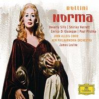 Beverly Sills, Shirley Verrett, Enrico di Giuseppe, Paul Plishka, James Levine – Bellini: Norma