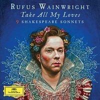 Přední strana obalu CD Take All My Loves - 9 Shakespeare Sonnets