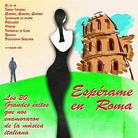 Adriano Celentano – Espérame en Roma