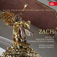 Zach: Requiem solemne, Vesperae de Beata Virgine. Hudba Prahy 18. století