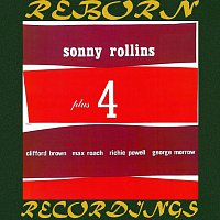 Sonny Rollins – Plus 4 (HD Remastered)