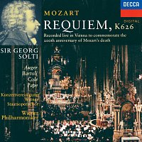 Arleen Augér, Cecilia Bartoli, Vinson Cole, René Pape, Peter Burian – Mozart: Requiem