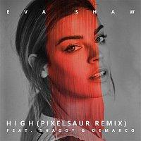 Eva Shaw, Shaggy, Demarco – High (Pixelsaur Remix)