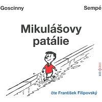 František Filipovský – Goscinny, Sempé: Mikulášovy patálie (MP3-CD)