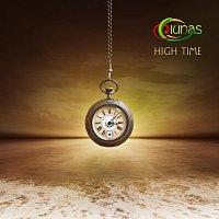 Přední strana obalu CD High Time