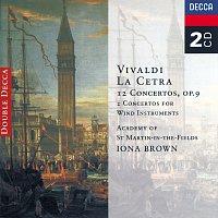 Přední strana obalu CD Vivaldi: La Cetra, Op. 9/Wind Concertos