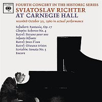 Sviatoslav Richter – Sviatoslav Richter Plays Schumann, Chopin & Ravel - Live at Carnegie Hall (October 30, 1960)