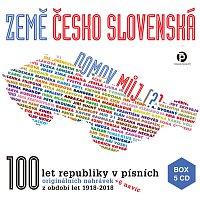 Různí interpreti – Země československá, domov můj CD