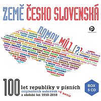 Různí interpreti – Země československá, domov můj