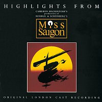 Přední strana obalu CD Highlights From Miss Saigon