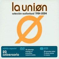 Přední strana obalu CD Coleccion Audiovisual 1984 - 2004