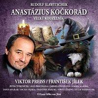 Slawitschek: Anastázius Kočkorád, velký kouzelník