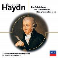 Různí interpreti – Joseph Haydn: Die groszen Oratorien & Messen [Eloquence]