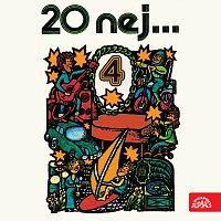 Přední strana obalu CD 20 nej ... Supraphon - 1983 (4)