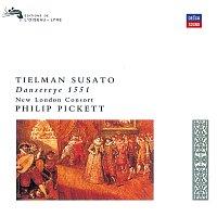 New London Consort, Philip Pickett – Susato: Dansereye 1551