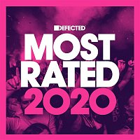 Přední strana obalu CD Defected Presents Most Rated 2020