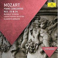 Rudolf Serkin, London Symphony Orchestra, Claudio Abbado – Mozart: Piano Concertos Nos.23 & 24