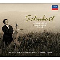 Sung-Won Yang, Emmanuel Strosser, Olivier Charlier – Schubert: Arpeggione Sonata,  Piano Trio No.2, Serenade