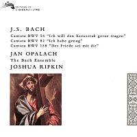 Joshua Rifkin, Jan Opalach, The Bach Ensemble – Bach, J.S.: Cantatas Nos. 56, 82 & 158