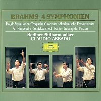 Berliner Philharmoniker, Claudio Abbado – Brahms 4 Symphonien