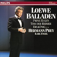 Karl Engel, Hermann Prey – C. Loewe: Balladen
