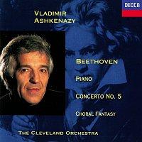 "Vladimír Ashkenazy, The Cleveland Orchestra – Beethoven: Piano Concerto No. 5 ""Emperor""; Choral Fantasia"