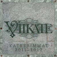 Přední strana obalu CD Katkerimmat 2011-2017