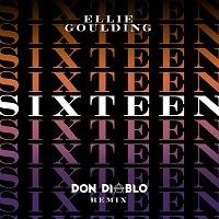 Ellie Goulding, Don Diablo – Sixteen [Don Diablo Remix]