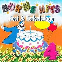 Various Artists.. – Bornehits 4 - Fest & Fodselsdage