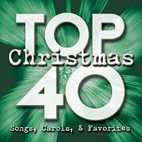 Přední strana obalu CD Top 40 Christmas