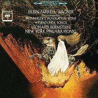 """Leonard Bernstein, Richard Wagner, Eileen Farrell, New York Philharmonic Orchestra – Wagner: Brunhilde's Immolation Scene (From """"Gotterdammerung) & Wesendonck-Lieder (Remastered)"""