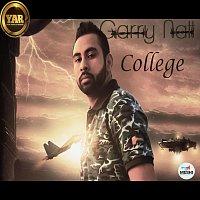 Garry Natt – College