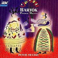 Přední strana obalu CD Bartok: Piano Music