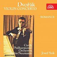 Josef Suk, Česká filharmonie/Václav Neumann – Dvořák: Koncert a moll pro housle a orchestr, Romance pro housle a orchestr