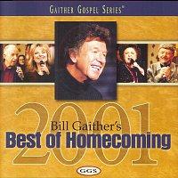 Přední strana obalu CD Bill Gaither's Best Of Homecoming - 2001