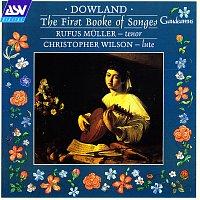 Přední strana obalu CD Dowland: The First Booke of Songes