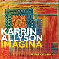 Přední strana obalu CD Imagina: Songs Of Brasil