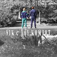 Přední strana obalu CD Nik & Jay Kompot