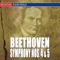 Přední strana obalu CD Beethoven: Symphony Nos. 4 & 5