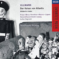 Walter Berry, Franz Mazura, Iris Vermillion, Michael Kraus, Herbert Lippert – Ullmann: Der Kaiser von Atlantis; Holderlin-Lieder