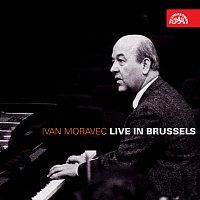 Přední strana obalu CD Live in Brussels / Beethoven, Brahms, Chopin