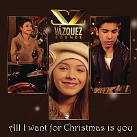 Vázquez Sounds – All I Want for Christmas Is You