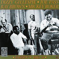 Dizzy Gillespie, Ray Brown, Joe Pass, Mickey Roker – Dizzy's Big 4