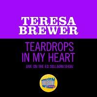 Teresa Brewer – Teardrops In My Heart [Live On The Ed Sullivan Show, July 7, 1957]