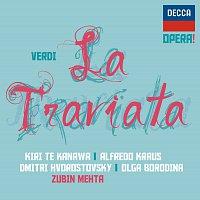 Kiri Te Kanawa, Alfredo Kraus, Dmitri Hvorostovsky, Zubin Mehta – Verdi: La Traviata
