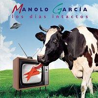 Přední strana obalu CD Los Dias Intactos