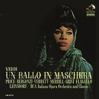 Erich Leinsdorf, Giuseppe Verdi, RCA Italiana Opera Orchestra, Leontyne Price – Verdi: Un ballo in maschera (Remastered)